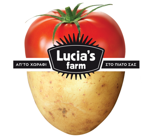 luciasfarm.gr - Developed by Flipside